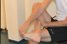 Stretching with your Hands