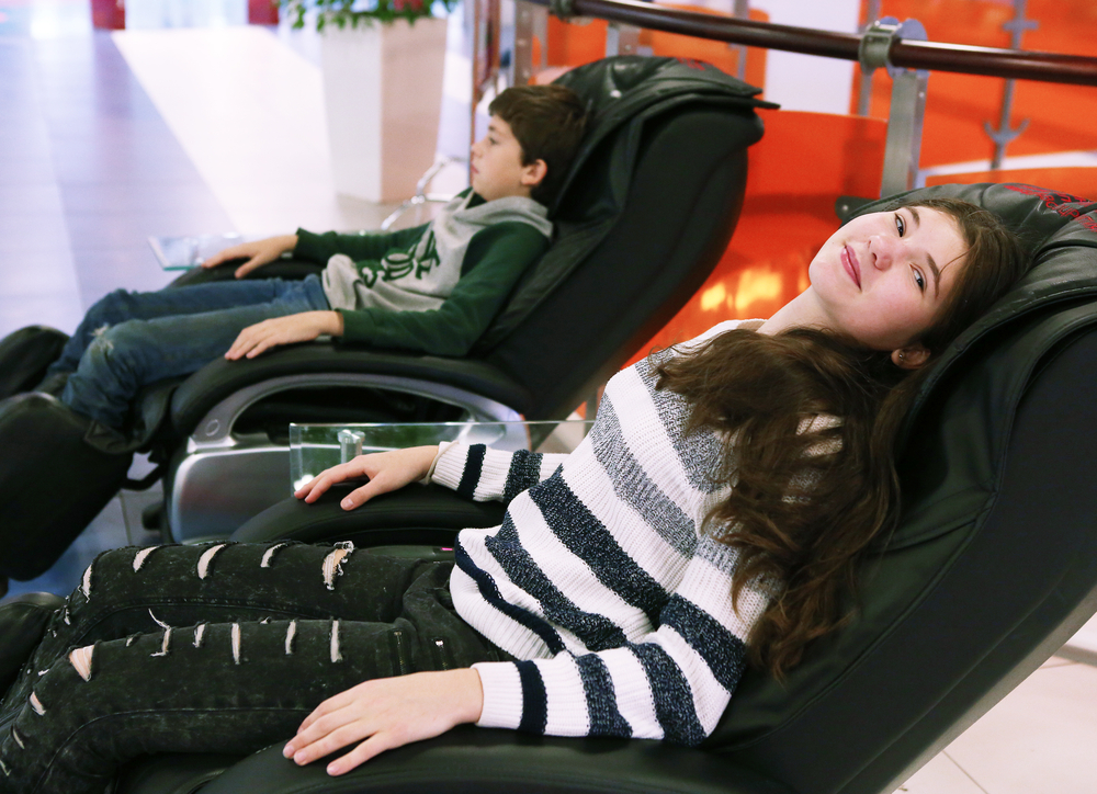 how often should you use massage chair