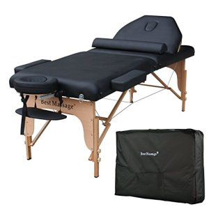 "77"" Long 30"" Wide 4"" Pad Massage Table"
