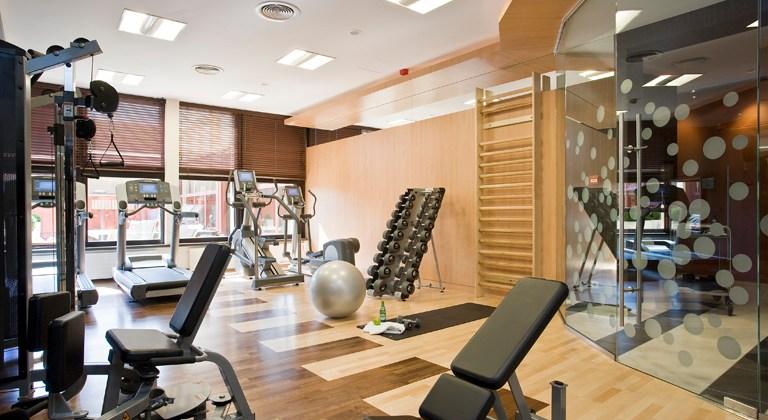 Novotel City Fitness 03