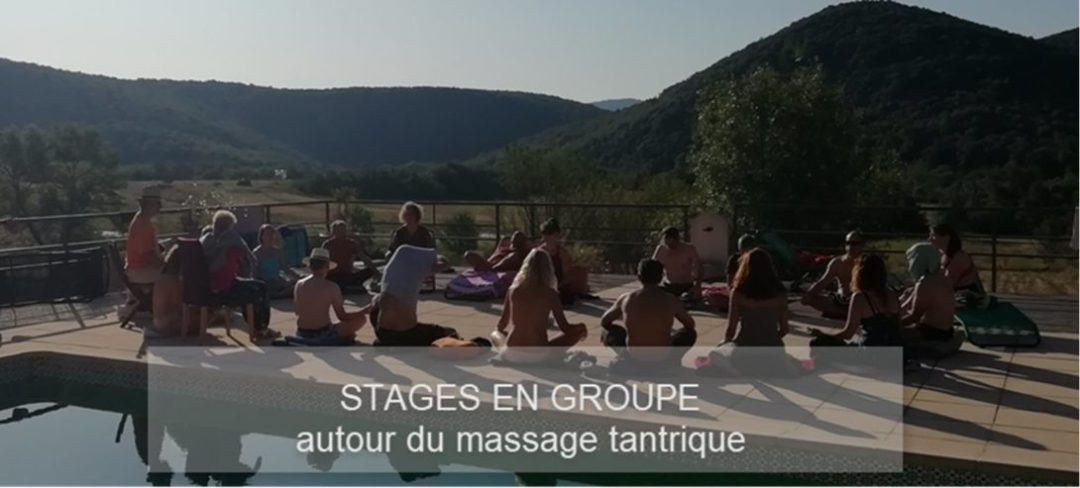 stage massage tantrique