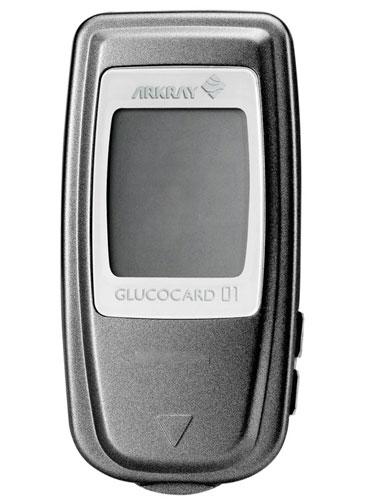Máy đo đường huyết cá nhân Glucocard