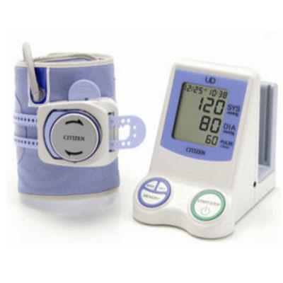 Máy đo huyết áp điện tử bắp tay CH-463E