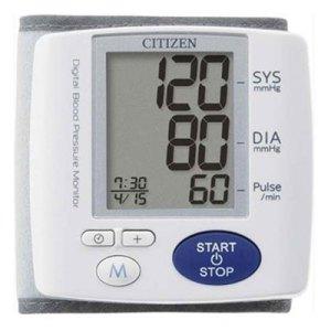 Máy đo huyết áp điện tử cổ tay Citizen 617