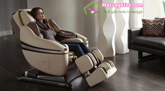 Ghế massage toàn cơ thể HCP-11001D