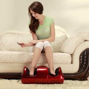 Massage chân là biện pháp chăm sóc sức khỏe