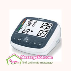 Máy đo huyết áp bắp tay adapter Beurer BM40
