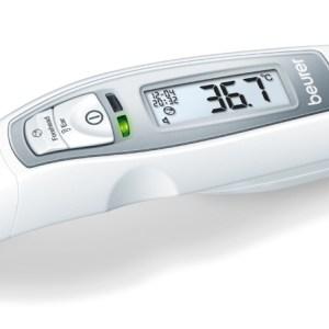 nhiệt kế điện tử đo trán Beuer-ft70-green