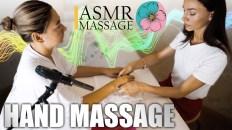 ASMR hand massage no talking by Adel