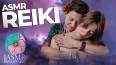 ASMR talk massage with reiki technique   Light chakra meditation, balancing Reiki by Taya