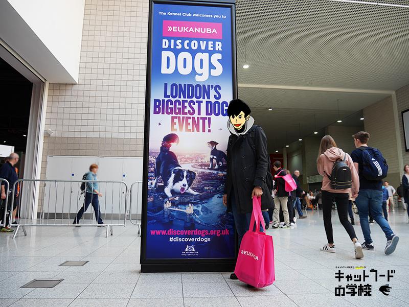 ユーカヌバ DISCOVER DOGS