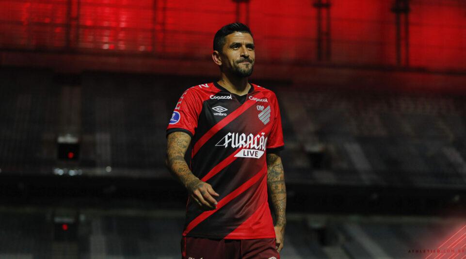 José Tramontin/athletico.com.br
