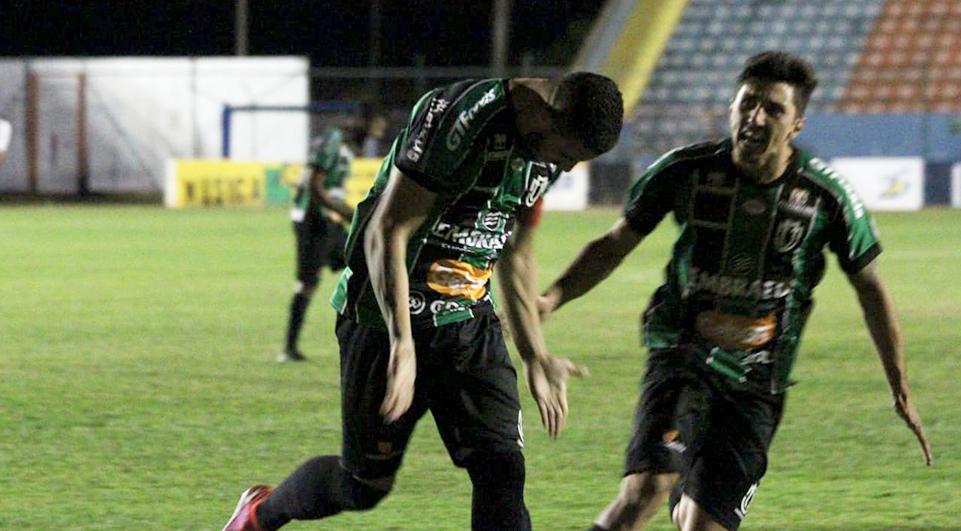 Divulgação/Maringá FC