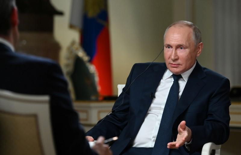 Maxim Blinov/Sputnik/via REUTERS