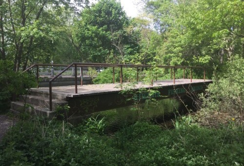 Kiwanis Fishing Bridge