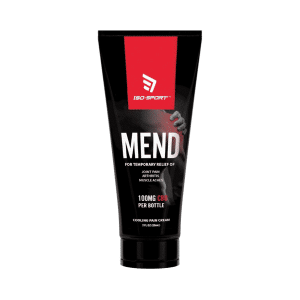 Mend Cooling CBD Pain Cream 50mg | Iso-Sport
