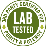 3rd Party Lab Tested CBD