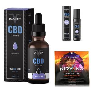 Relaxation Premium CBD Bundle