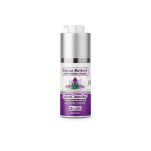 Retinol CBD Lotion w/ Anti-Aging Cream 30mg-15ml | RxCannaCare