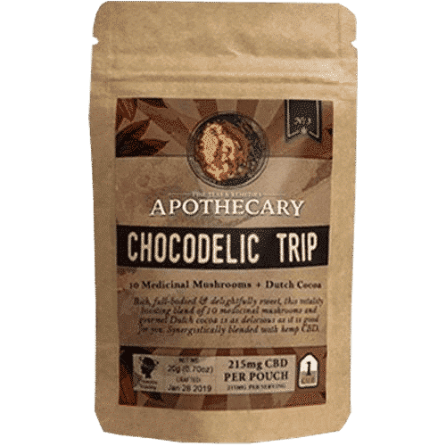Chocodelic Trip CBD Hot Cocoa 215mg | The Brothers Apothecary