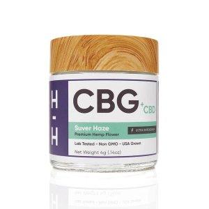 CBG+CBD Suver Haze Flower