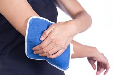 Icing, or cryotherapy, is for injuries except for low back pain.