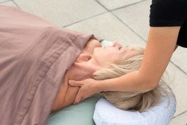 Massage therapy provides relief for thoracic outlet syndrome, first rib fixation syndrome, and frozen shoulder.