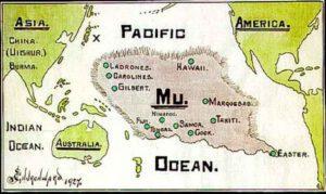 Lemuria detailed map