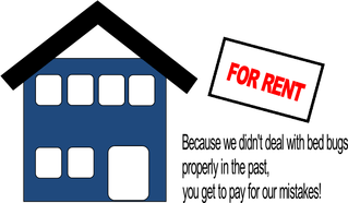 bedbugs and rent