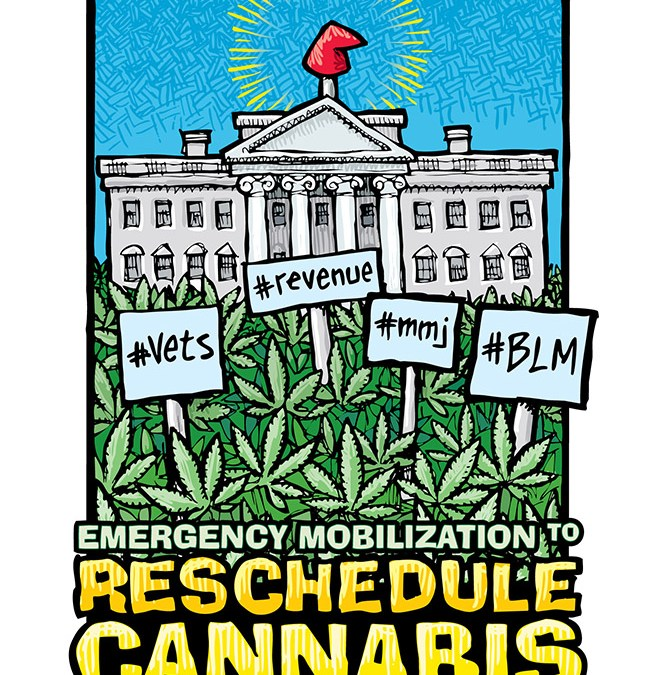 4/2/16: MassCann joins #Reschedule420 Rally in D.C.