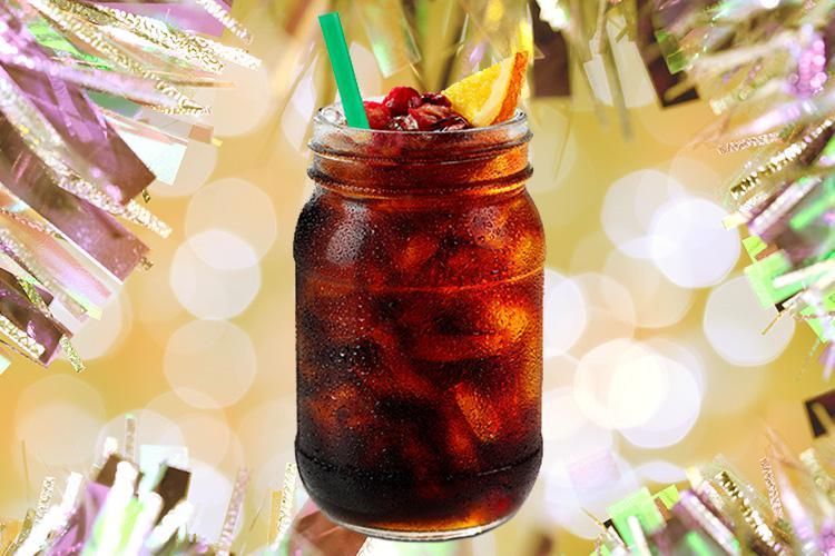 The Festive Cold Brew is not for the shopper who's looking for a winter warmer