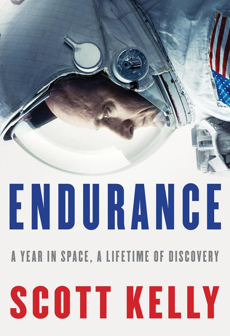 Scott Kelly is a distinguished American astronaut with time on the ISS in his memoirs, Endurance.