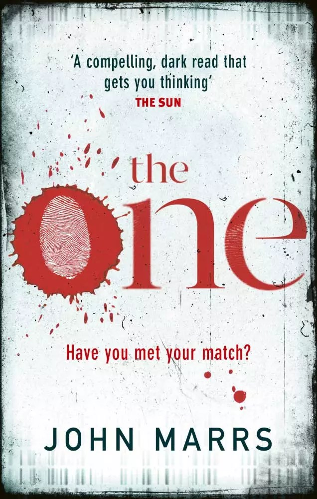 How do you know they are The One? The one that makes your heart flutter and your knees weak. That's the question answered in John Marrs' book called The One. #BookReview