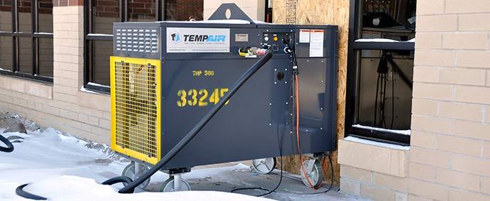 Temp Heat