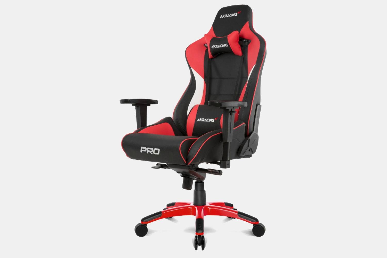 ak racer gaming chair ergonomic kneeling chairs akracing pro 2018 model price reviews massdrop
