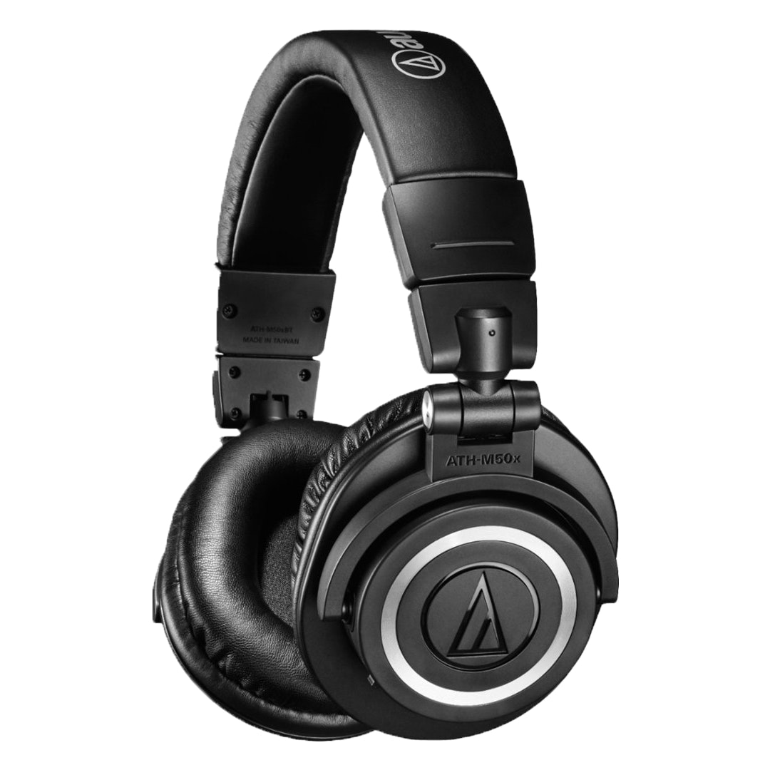 audio technica m50xbt wireless