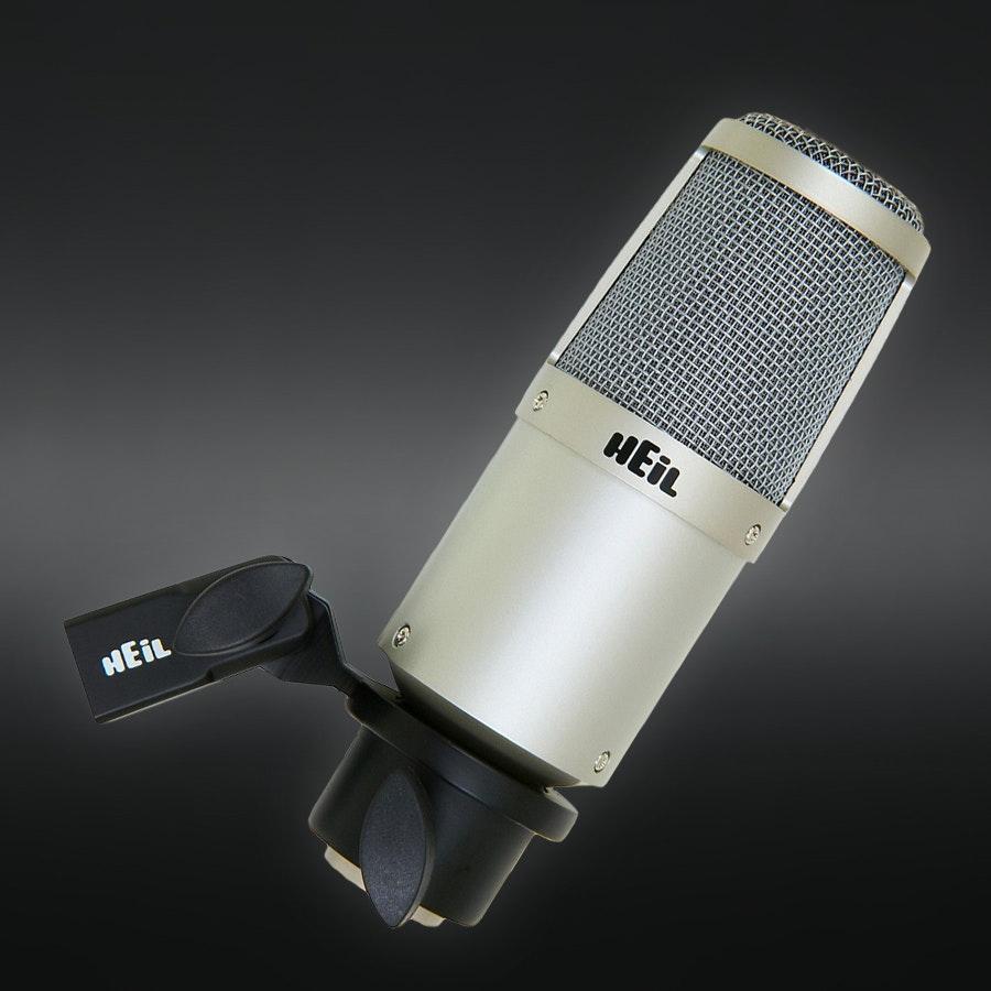 medium resolution of heil microphone wiring diagram
