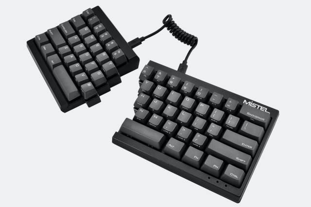 """%name """"Mistel Keyboards"""" updates its inventory with the all new MD600 keyboard – It is the only RGB lit keyboard of the Barocco series!"""