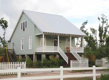 Къща на пилони