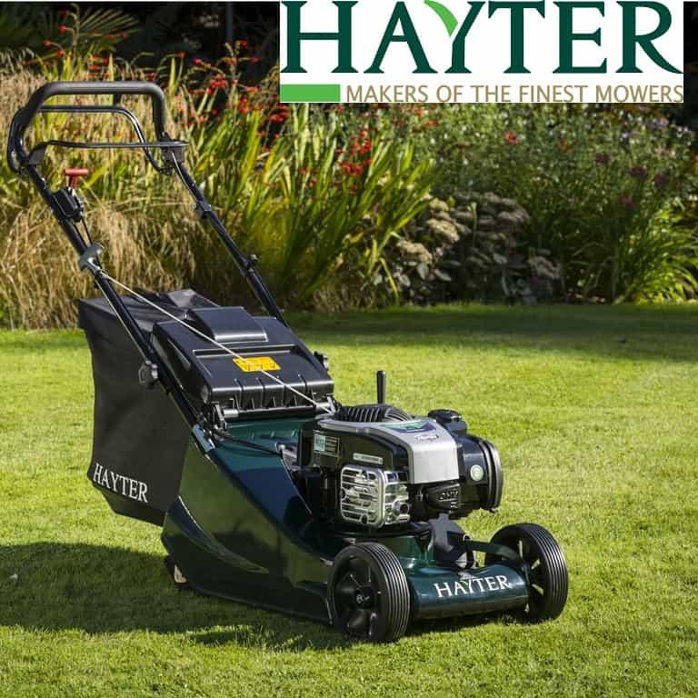 Hayter Lawn Mowers  Hayter Harrier Lawnmowers  Masseys Derbyshire