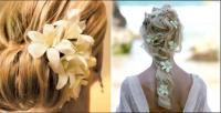 accent pieces for wedding hair | Masseys House of Flowers