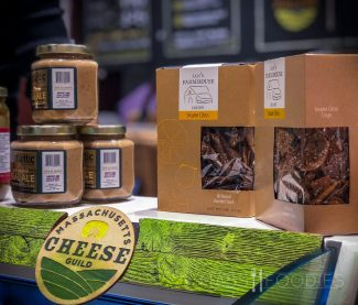 The Massachusetts Cheese Guild finds success in selling at public markets.
