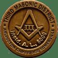 Massachusetts Third Masonic District