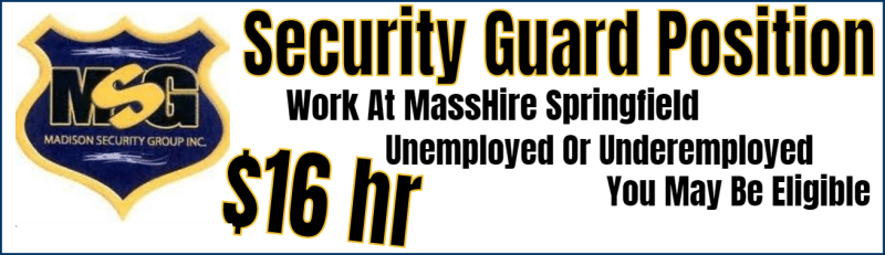 Security Guard banner