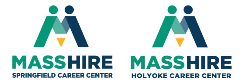 MassHire Springfield & Holyoke Logos
