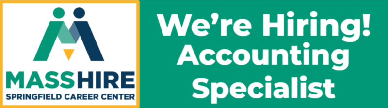 Hiring Accounting Specialist