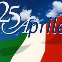 25 aprile: Festa della Liberazione. Il programma della cerimonia.