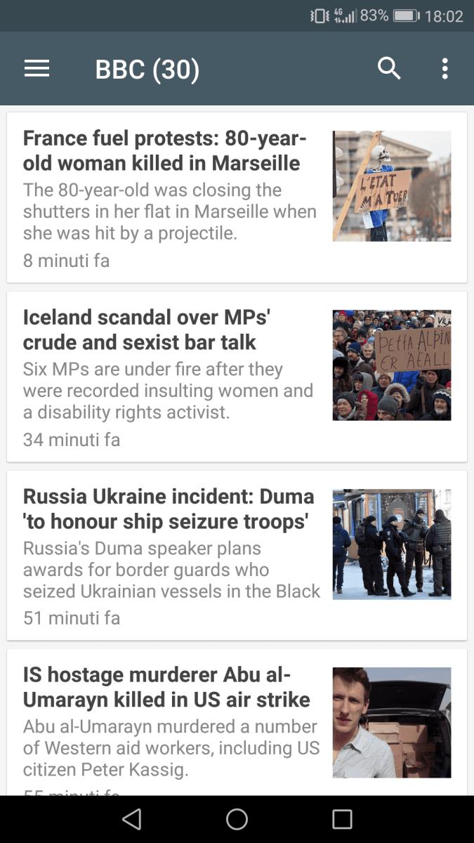 LAST WORLD NEWS 24 GRATIS - tutte le notizie dal mondo in tempo reale 2