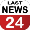 LAST WORLD NEWS 24 - logo