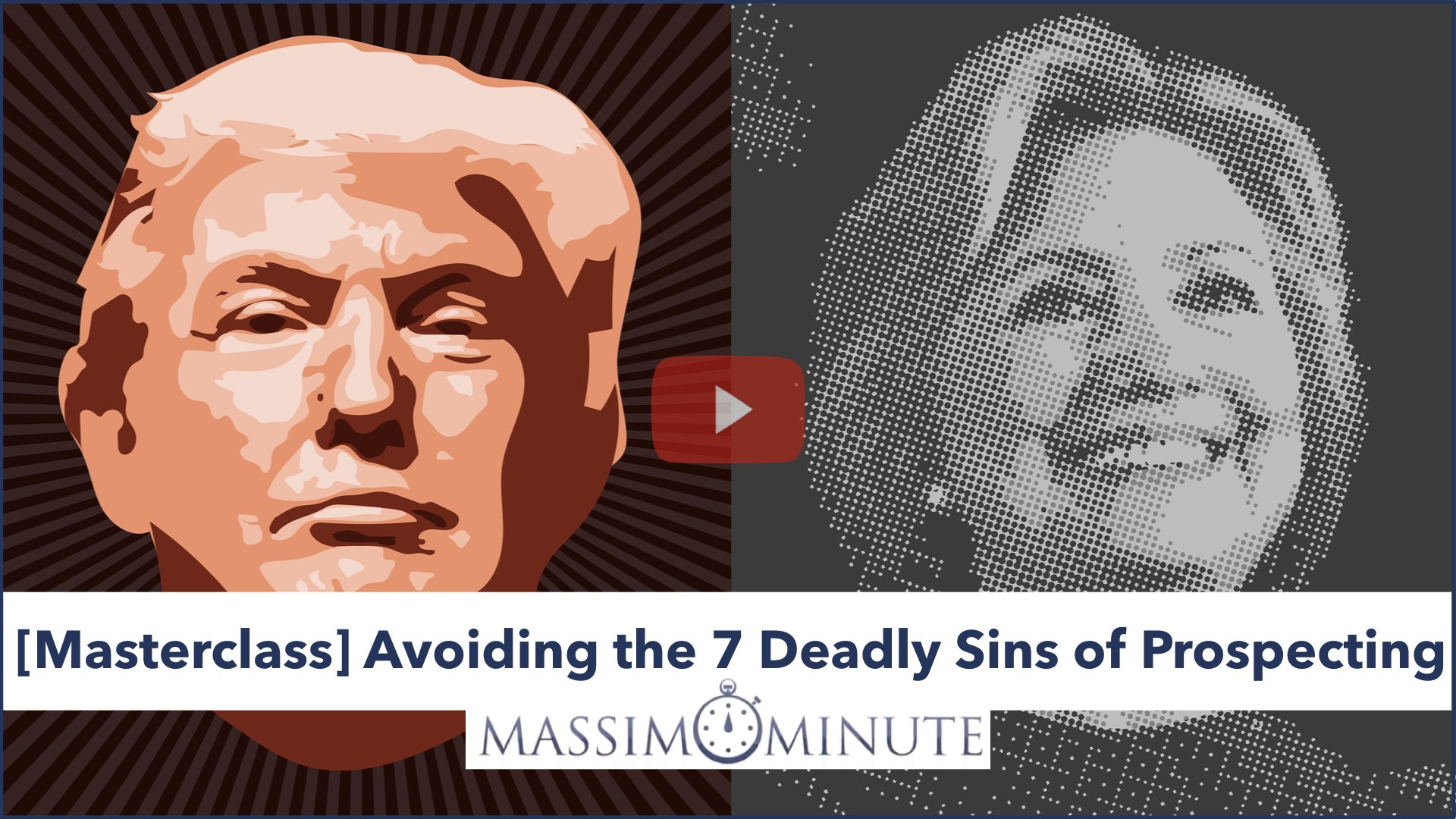 Masterclass Avoiding The 7 Deadly Sins Of Prospecting In Cre